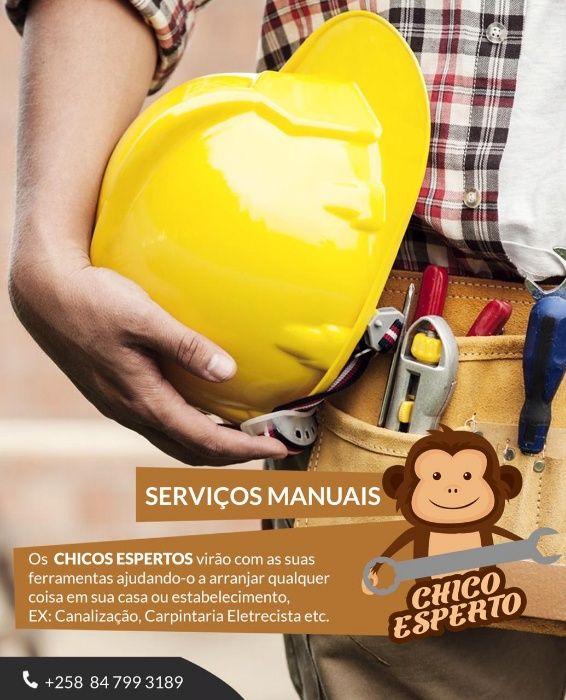 Serviços Manuais (Faz-Tudo)