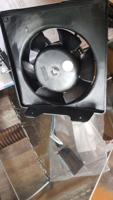 Kit ventilator motocicleta