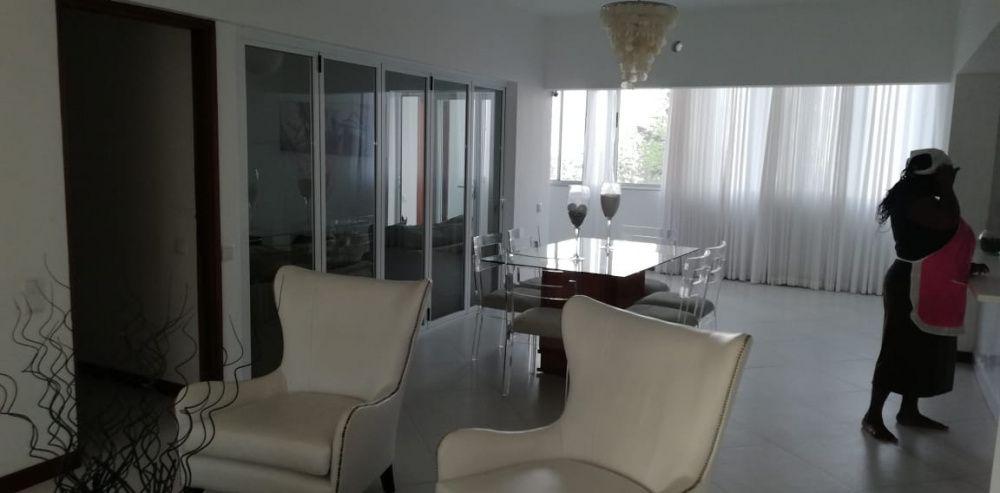 Arrenda se apartamento t3 mega luxuoso e mobilada na Polana