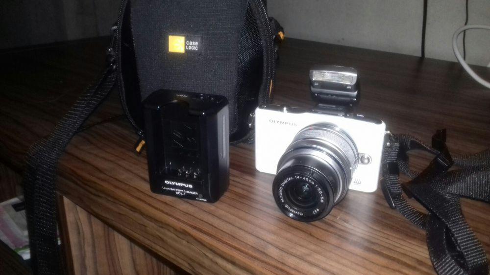 Vendo está máquina fotográfica olympus