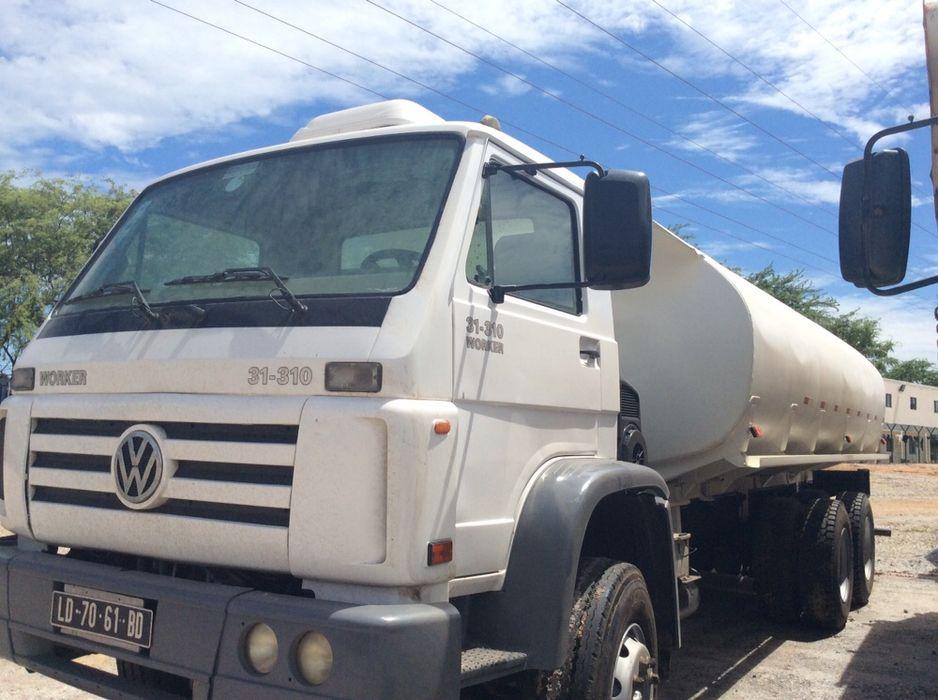 Vendo camião cisterna marca worker 31-310 de 20.000 litros