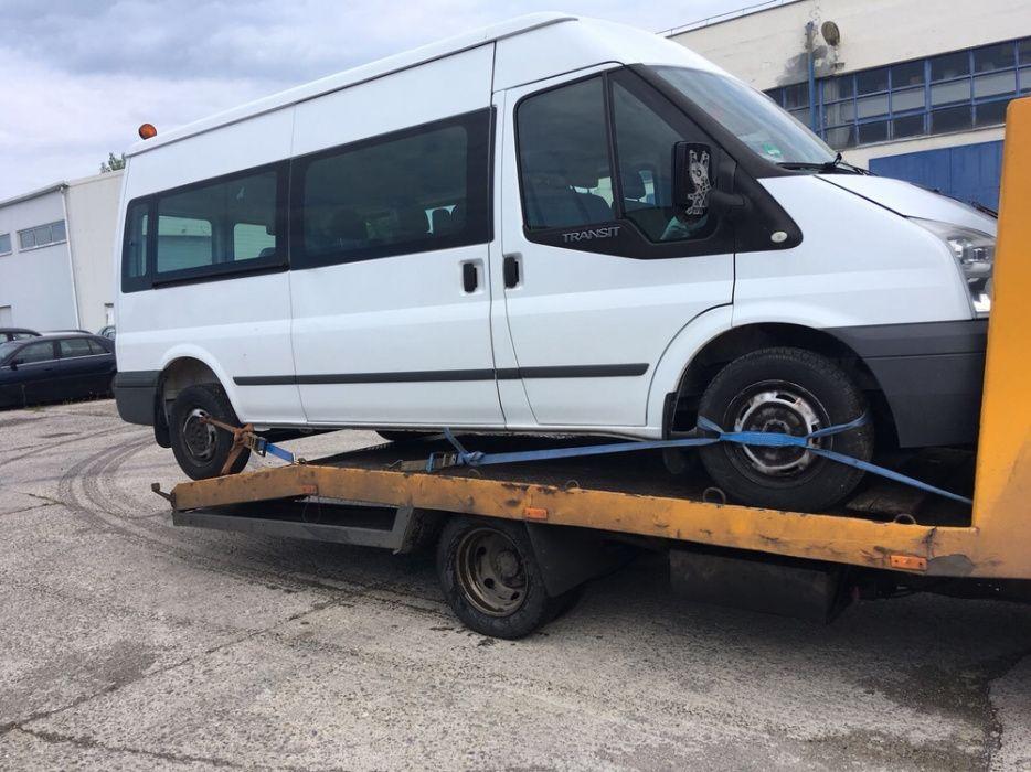 Dezmembrari Ford Transit 2.2. Euro 4 130.000 km Crevedia - imagine 1
