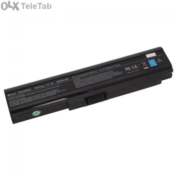 Батерия 5200mah за Toshiba Satellite / Pro U300 / U305 Equium U300 / T