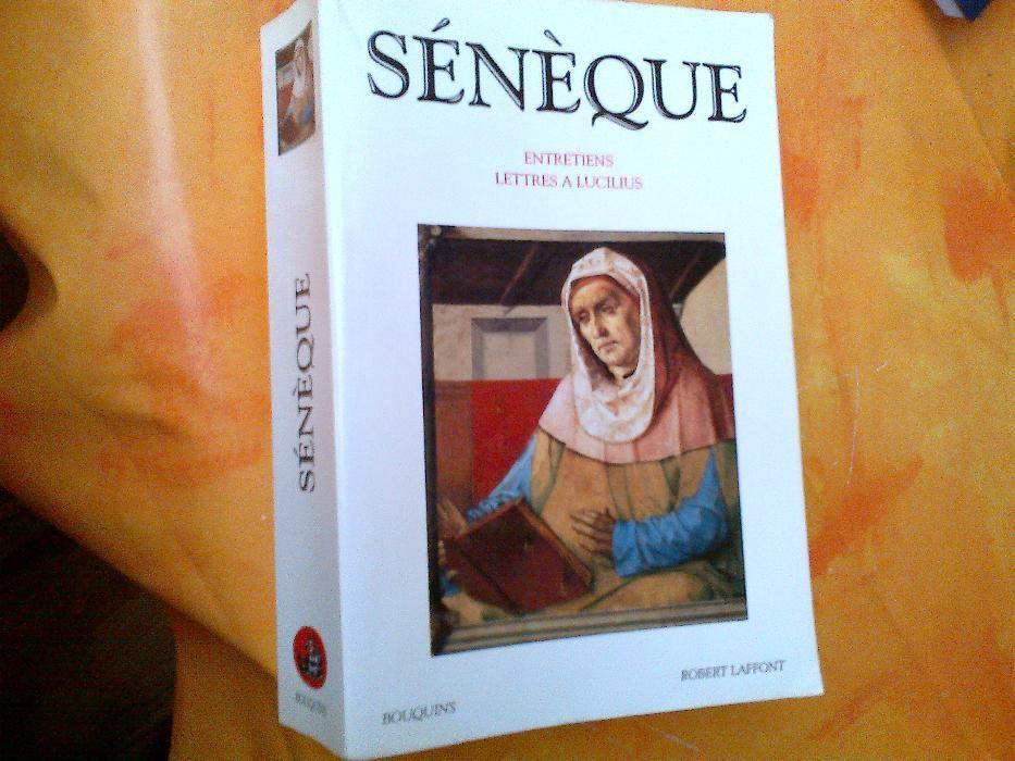Seneca,Nero,Descartes, in franceza, cadouri 3 carti