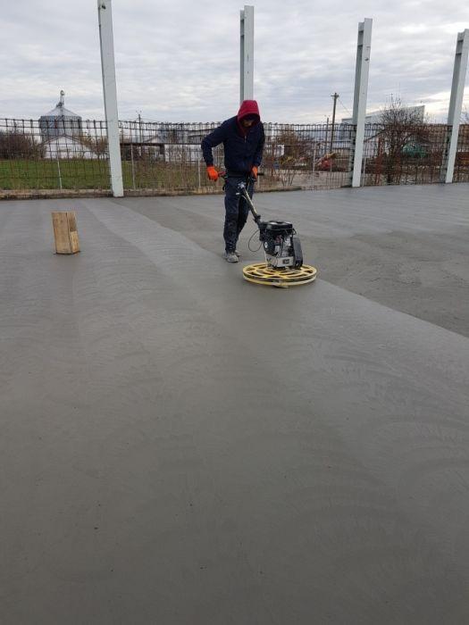 Pardoseli beton elicoperizat, finisat mecanic, rampe antiderapante!!! Ploiesti - imagine 8