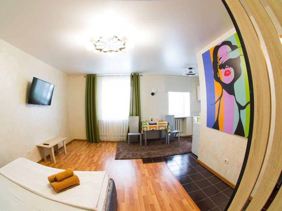 Однакомнатная квартира с интересным дизайном в центре
