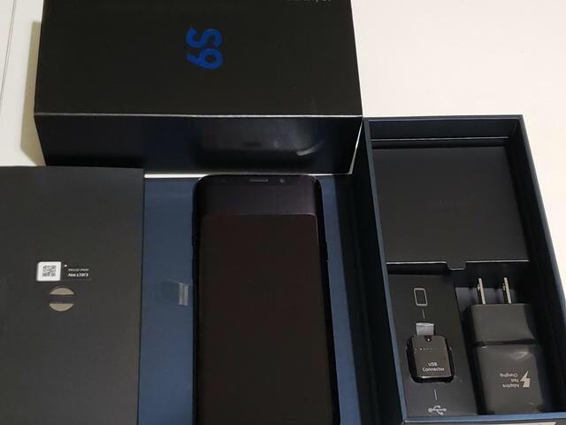 Samsung Galaxy s9 64GB novo selado