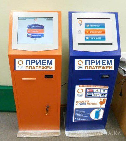 Установим терминал приема платежей в Вашу торговую точку!
