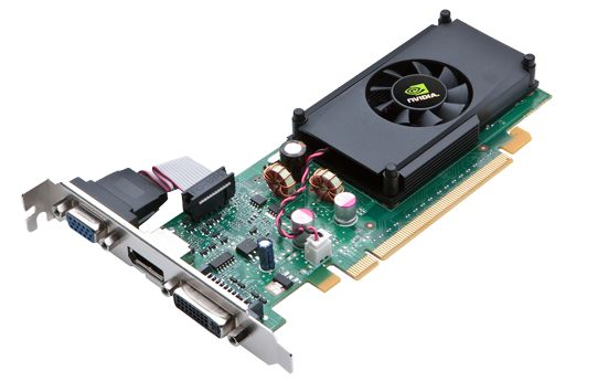 Видеокарта NVIDIA® GeForce® 210DDR3, 1GB. Новая, в упаковке.