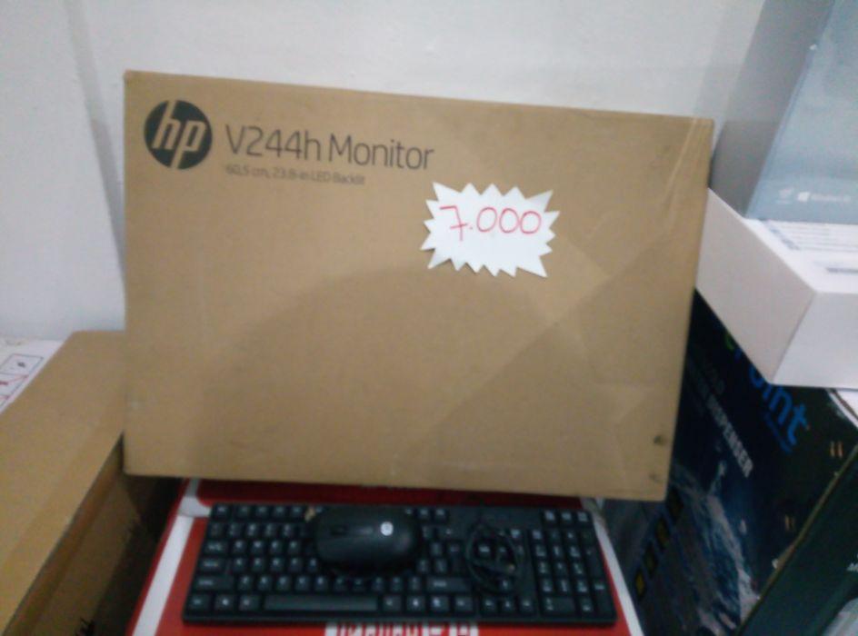 Monitor hp com garantia