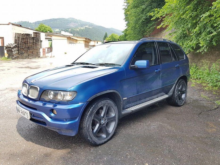 BMW X5 E53 3.0d 184к.с. автоматик НА ЧАСТИ!