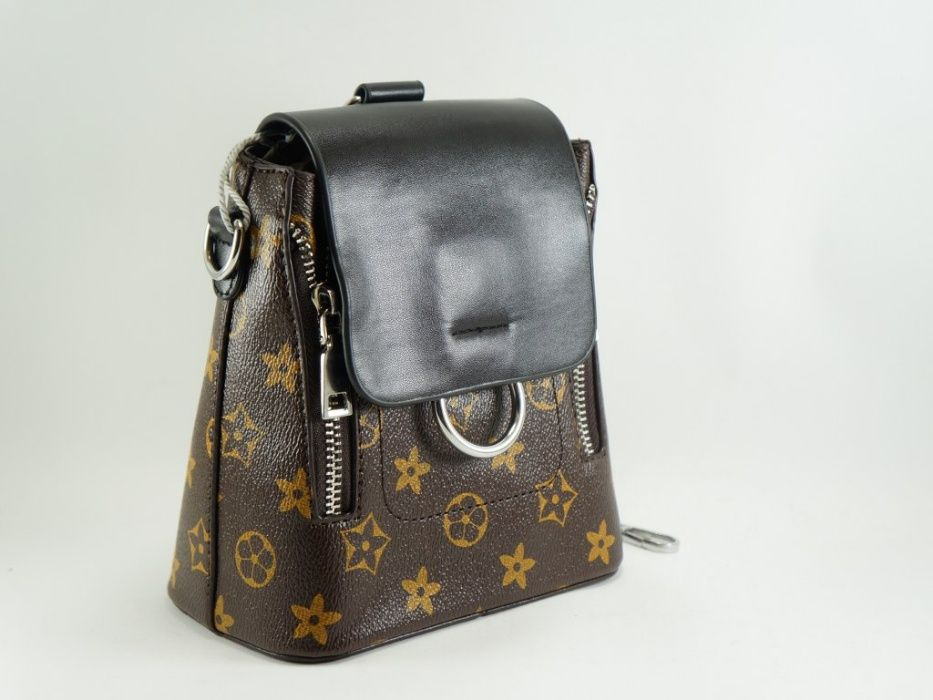 Чанта раница в стил Louis Vuitton гр. София - image 9