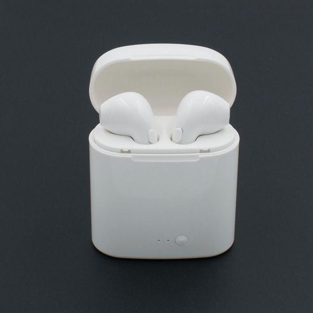 Vendo i7s TWS Auscultadores Inteligente Bluetooth branco
