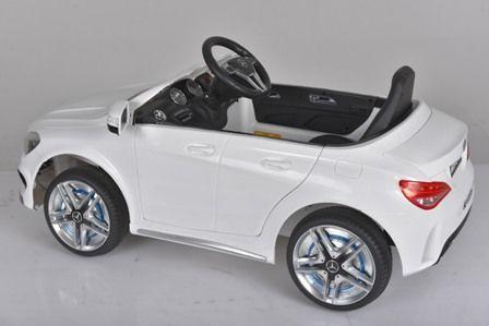 Masinuta electrica pentru copii Mercedes CLA + factura + garantie Bucuresti - imagine 5