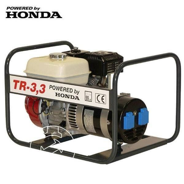 Inchiriere Generator curent monofazat 3,3kVa Honda Timisoara