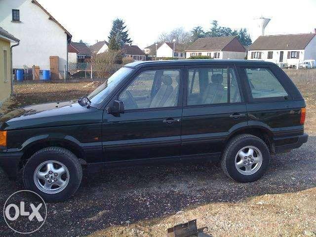 Land Rover Range Rover Dezmembrez