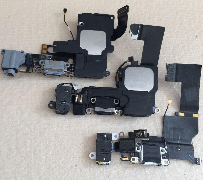 Banda Mufa Incarcare iPhone X 8 7 6 s/+ 5 Jack Microfon Montaj pe LOC