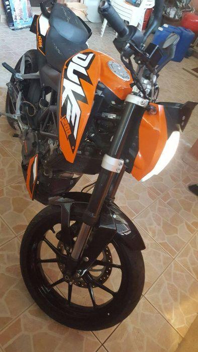 Duke ''KTM'' 200