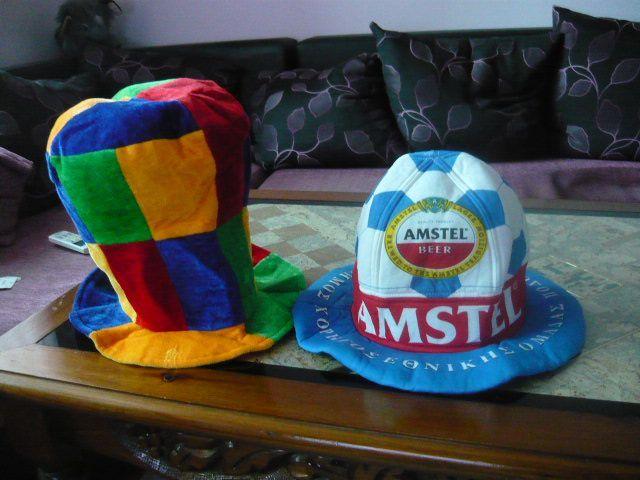 Парти шапки - за колекция