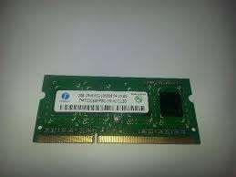 Vendo a minha memória ram de portátil de 2Gb DDR3