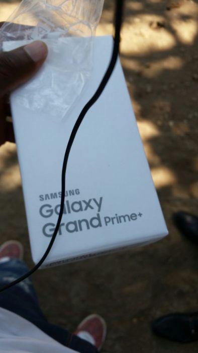 Samsung Galaxy grand + selados