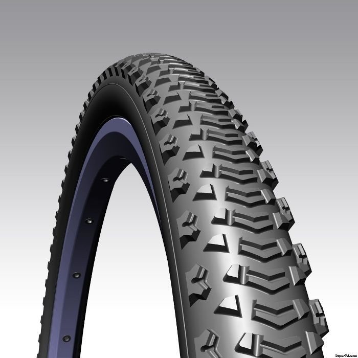 Външни гуми за велосипед колело ACRIS