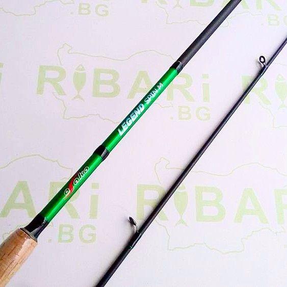 Карбонова блеснарка 15-40 гр 2.40 мт и 2.70 мт