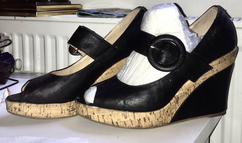 Sandale nr 38 platforma / ortopedic