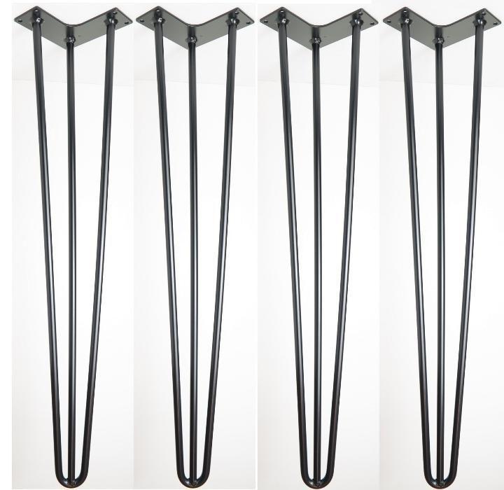 Крака за маси тип Фиба - hairpin legs
