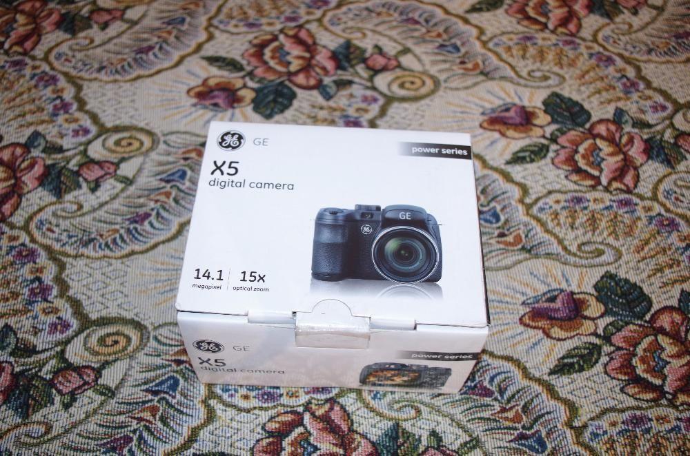 General Electric X5 Цифров фотоапарат