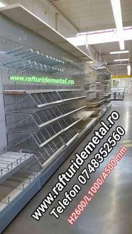 rafturi metalice magazin second Bistrita - imagine 5