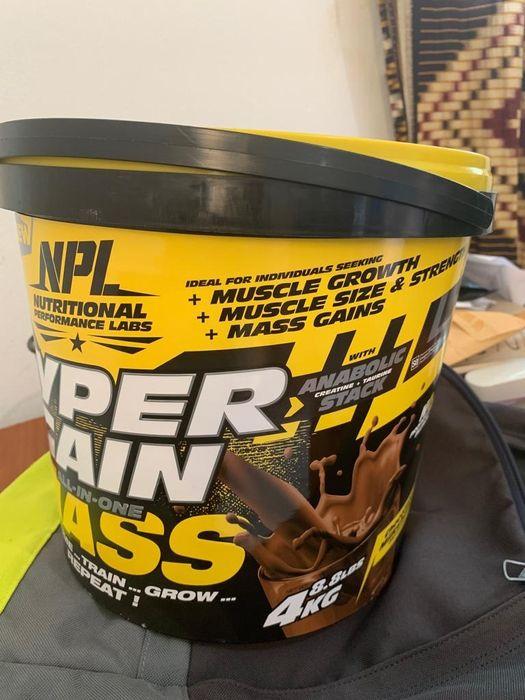 Hyper Gain Massa 4kg