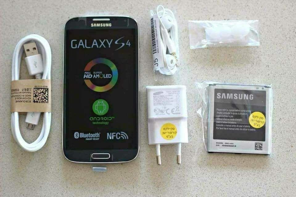 Samsung galax s4 genuino