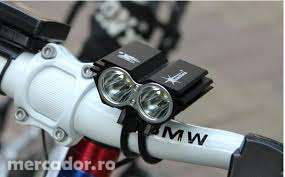 Far lanterna bicicleta LED CREE XM-L U2 SolarStorm Solar Storm X2