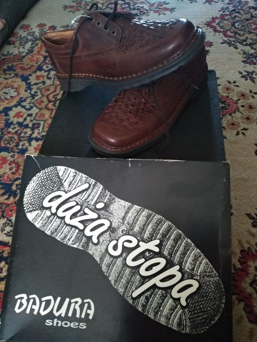 Продам туфли мужские кожаные польские
