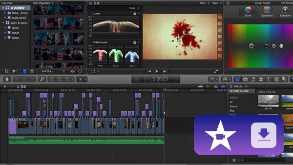 Programas de Edição de video,audio,fotos e imagens (Produção)