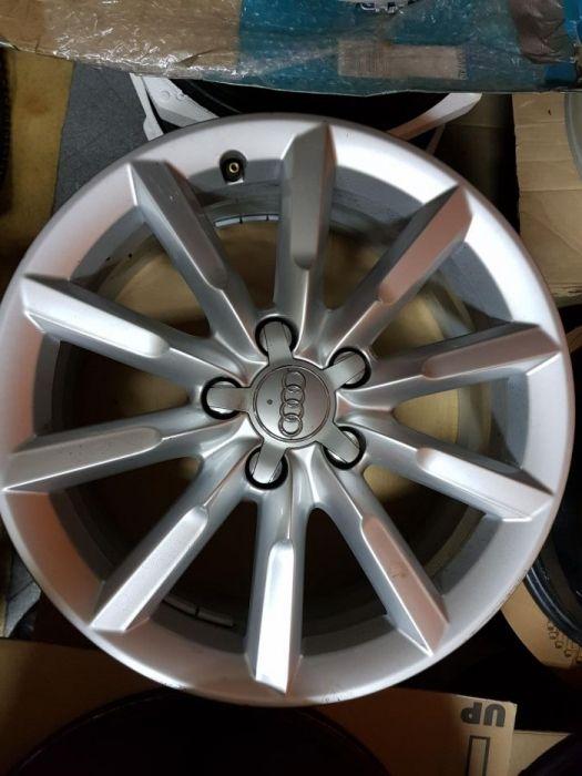 4бр. оригинални джанти Audi Q3 17'' 5x112