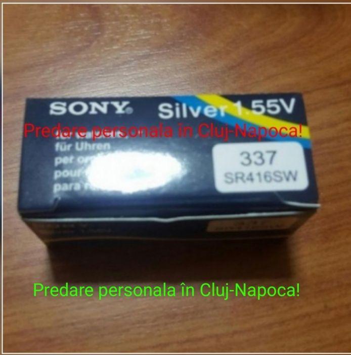 Vând baterii SONY 337 SR416SW pentru cască japoneză