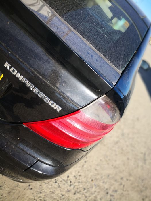 Stopuri Mercedes C Class coupe w203