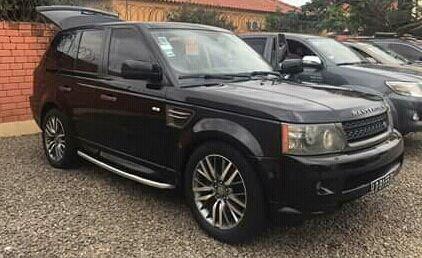 Range Rover Sport a venda