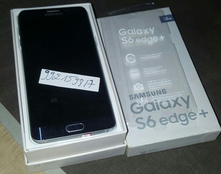 Leia primeiro a Descrição Samsung galaxy S6Edge Plus 32GB