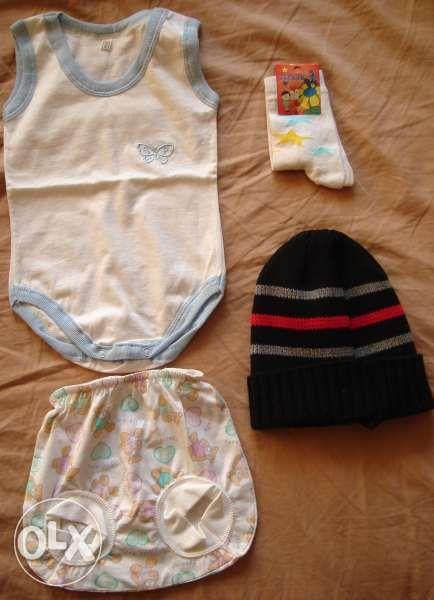 нови бебешки дрешки