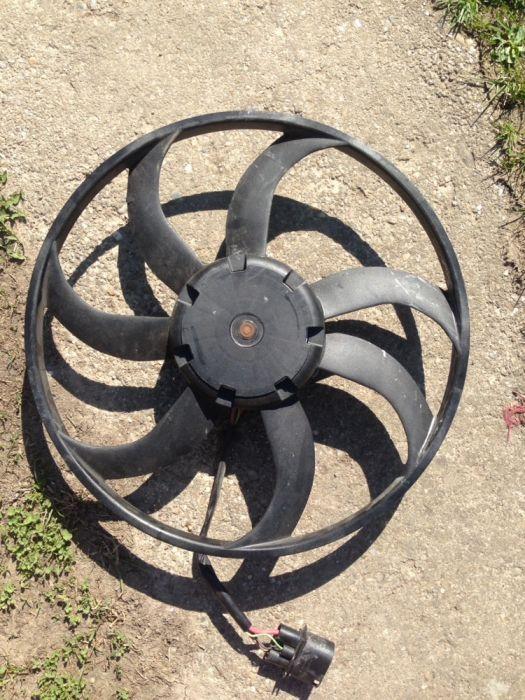 Ventilator răcire golf VI