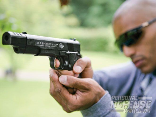 Pistol De PUTERE MARE!! Cu Recul (BlowBack) TOT DIN FIER Airsoftco2gaz