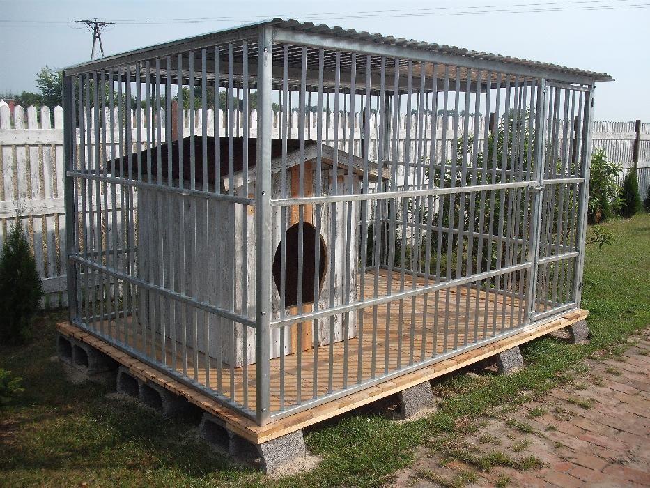 OFERTĂ: Țarc pentru câini accesibil, de 3 X 2m.