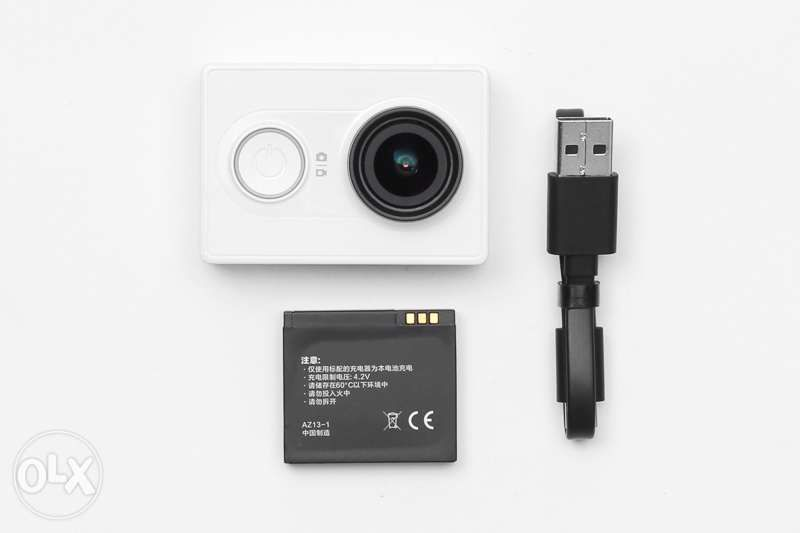 Xiaomi Yi Camera, a concorrente da GoPro (Camara desportiva)+ oferta