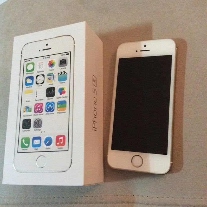iphone 5s novo a venda
