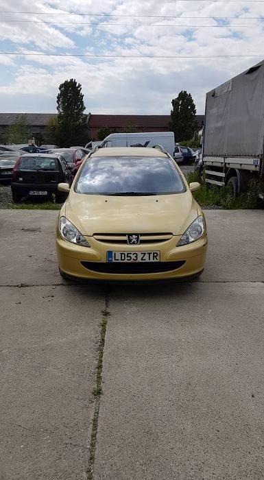 Dezmembram Peugeot 307 an 2003 , motor 1.6 16v Euro 4 !