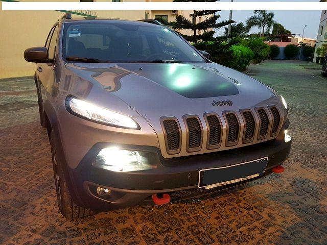 Vendo Jeep Cherokee 17 MILHÕES
