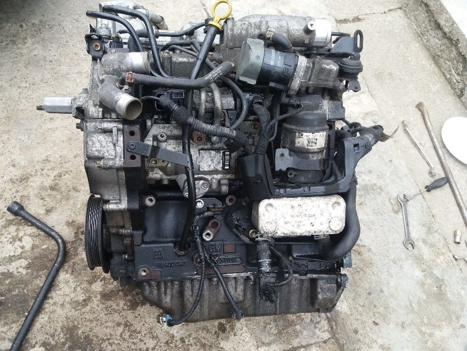 Set Injectoare opel vectra c vectra b astra g zafira a y20dth 74kw